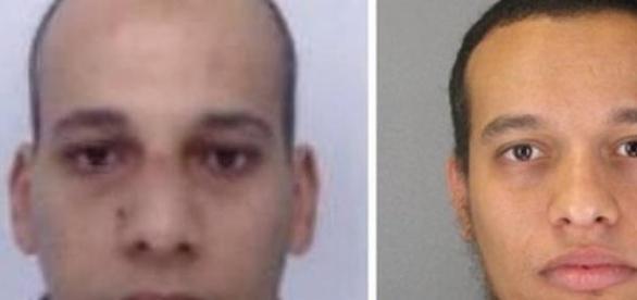Suspects in the Charlie Hebda shooting, Kouachi.