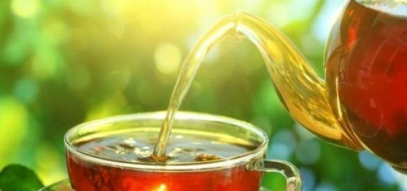 ceaiul cea mai consumata bautura calda