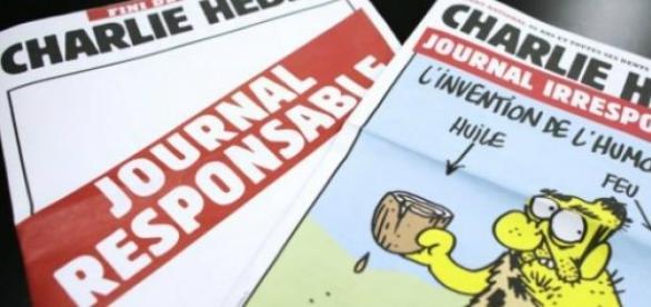 Charlie Hebdo assume-se um jornal responsável