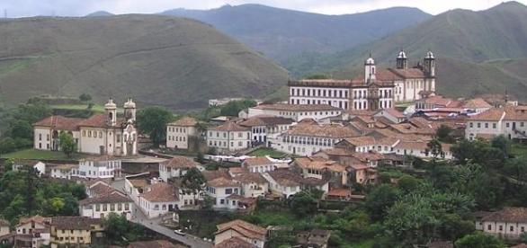 Concurso da Universidade Federal de Ouro Preto