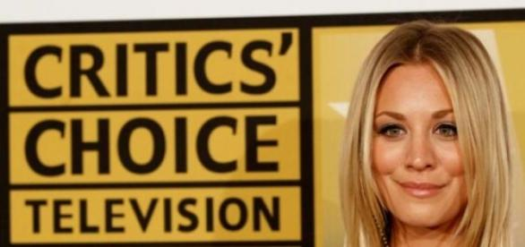 Kaley Cuoco ha triunfado en los People´s Choice