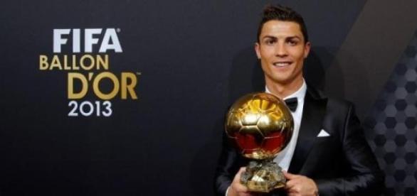 Vencedor da bola de ouro de 2013