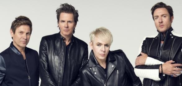 Duran Duran pronti per il palco di X Factor 9