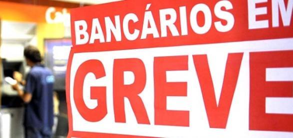 Greve dos Bancários terá inicio amanhã