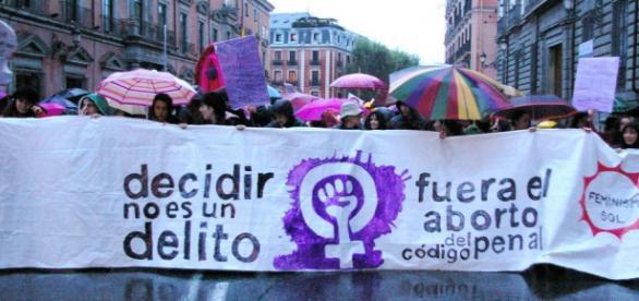 Manifestaciones mundiales para despenalizar aborto