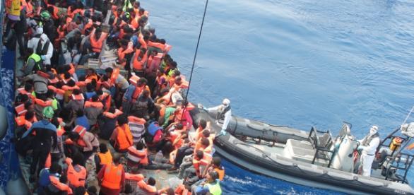 Narastający kryzys imigracyjny w Europie
