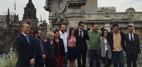 Presentan Feria Internacional del Libro de Oaxaca