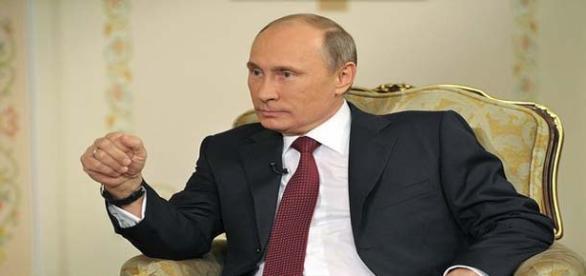 President Vladimir Putin called for airstrikes.