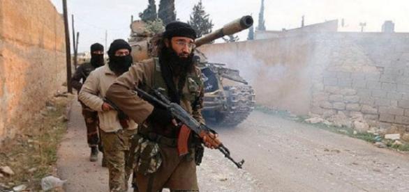 Wojna domowa w Syrii - Twitter / @Rubiconski