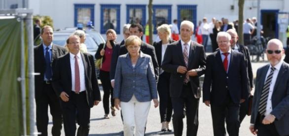 Anglea Merkel vrea măsuri severe