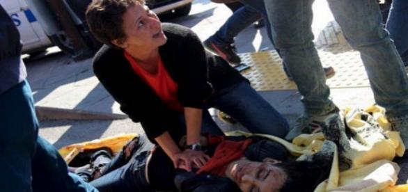 Atac sinucigaș în gara din Ankara