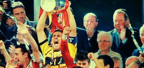 España, uno de los máximos campeones.