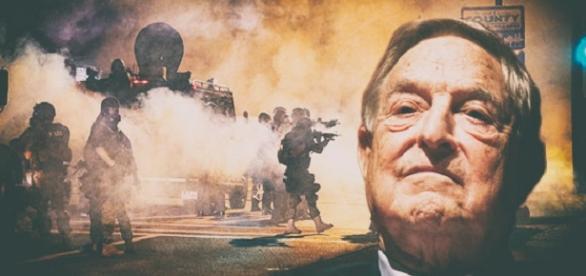 George Soros, jeden z panów nowego porządku świata