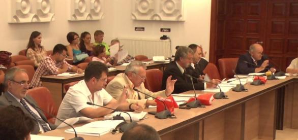 Mircea Ciobanu este şi consilier judeţean
