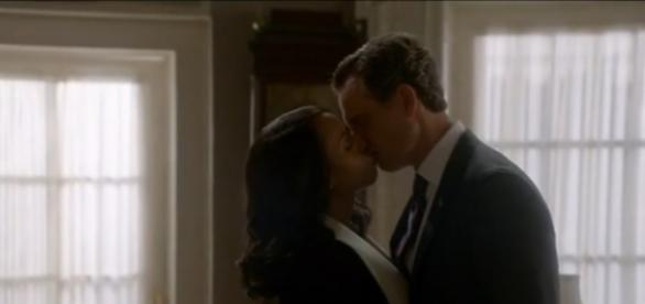 Scandal 5x03 'Paris si Burning', Olivia e Fitz