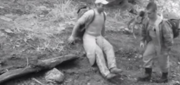 WWF a filmat doi braconieri în Munţii Ţarcu