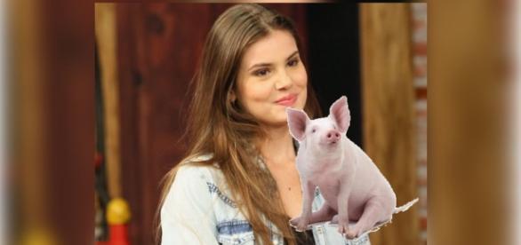 Camila Queiroz está em 'Eta Mundo Bom'