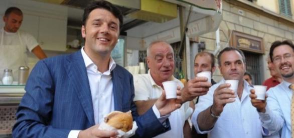 Renzi viene coinvolto in una brutta storia