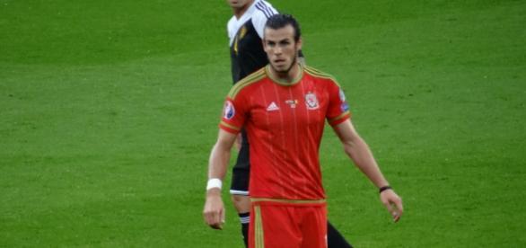 Bale jugando contra Bélgica el pasado mes de Junio