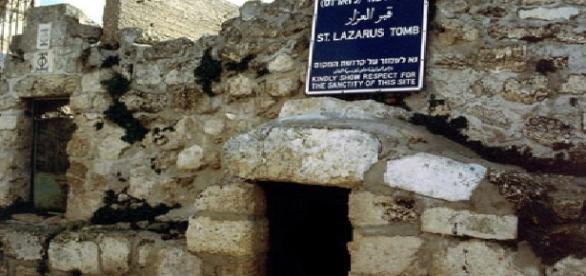 Mormântul lui Lazăr din Betania