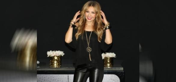 Thalía lança coleção em Miami!