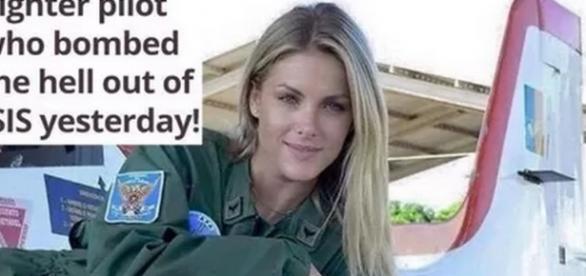 Anna Hickmann é acusada de bombardear estado