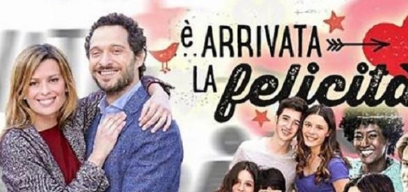 Anticipazioni 2^ puntata E' arrivata la felicità.