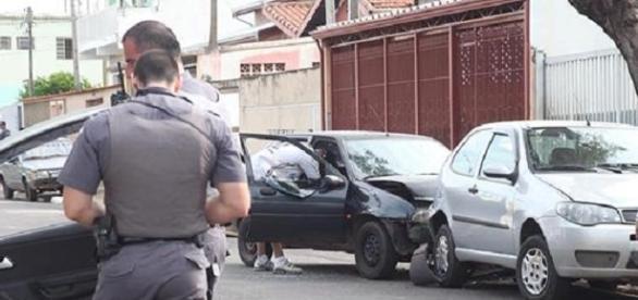 Bandidos morrem - Marcelo Rocha / O Liberal