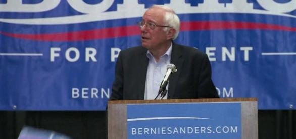 Bernie Sanders candidato alla Presidenza USA