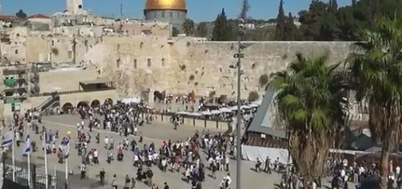 Captura de Pantalla Mezquita en Jerusalén