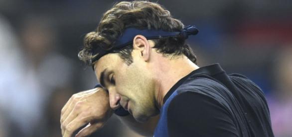 Federer cayó en su debut ante Ramos