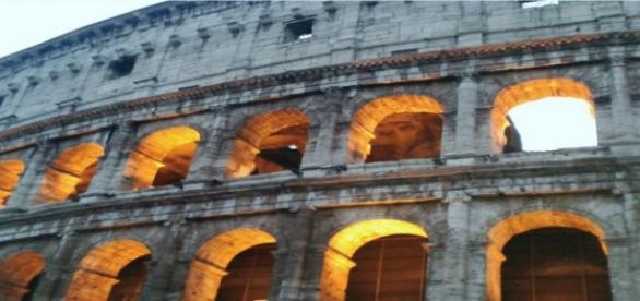 Imagen del Coliseo de Roma. Flickr