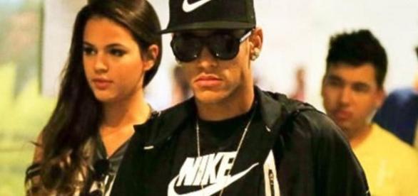 Neymar diz que tem carinho especial por Bruna