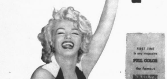 Portada para Playboy, 1.ª edición (Diciembre 1953)