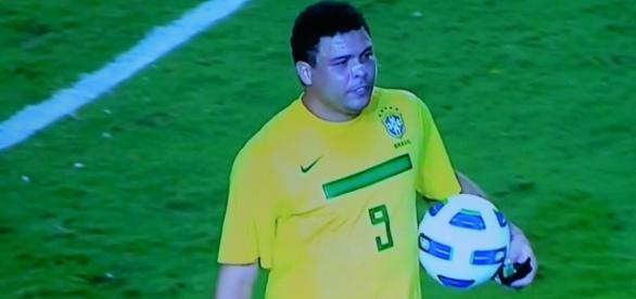 Ronaldo, un goleador extraordinario.