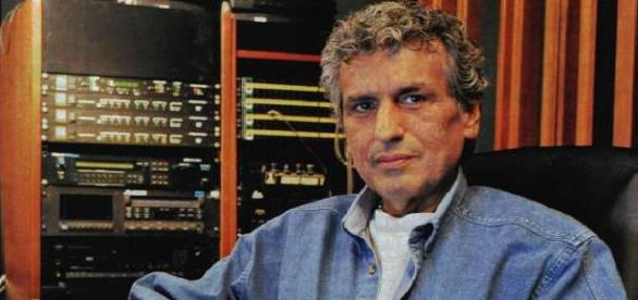 Celebrul cântăreț Toto Cutugno