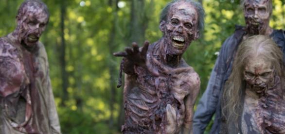 "Cena extraída de ""The Walking Dead"" 6ª Temporada"