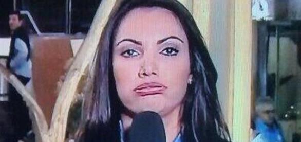 Crise faz Globo boicotar Patrícia Poeta