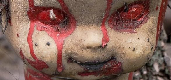 Insula de papusi mutilate din Mexic.