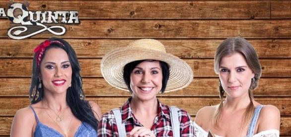 Kelly Sara e Romana estão nomeadas