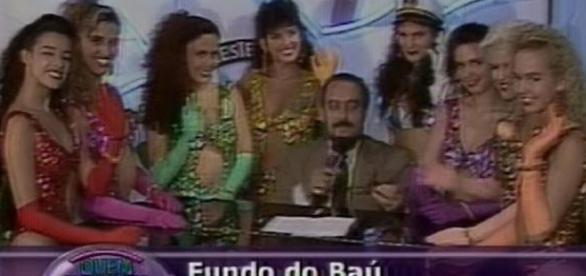 Monica Iozzi lembra na Globo de programa do SBT