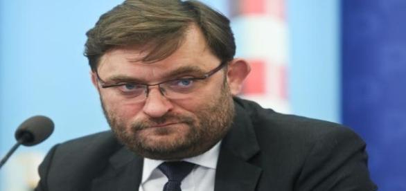 Paweł Tamborski, prezes GPW zatrzymany przez CBA