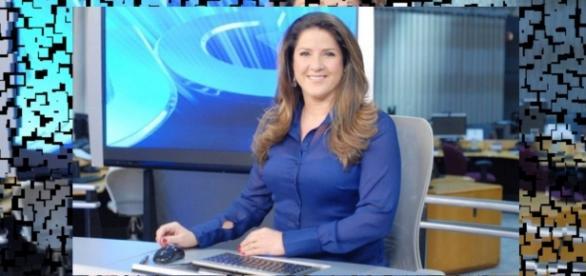 Christiane Pelado deixa o 'Jornal da Globo'