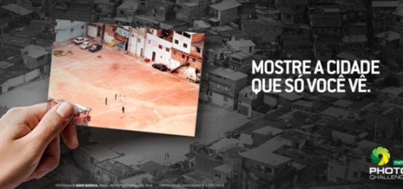 """Concurso """"Mostre a cidade que só você vê"""""""