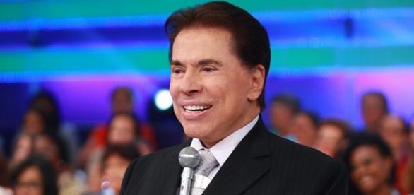 Globo faz homenagem a Silvio Santos