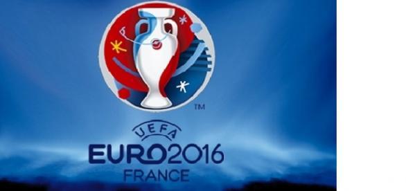 Logo de la proxima Eurocopa con sede en Francia