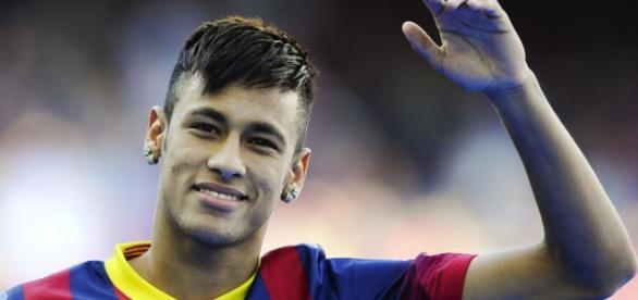 Neymar, jugador del FC Barcelona