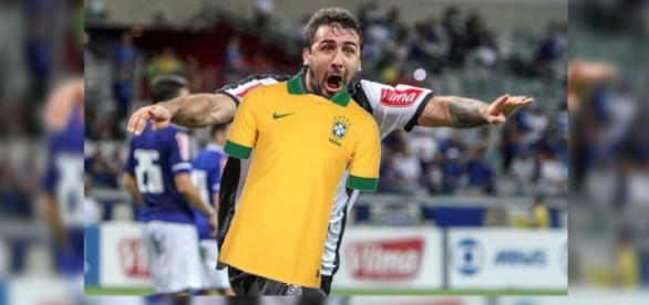 Pratto poderá jogar na Seleção Brasileira