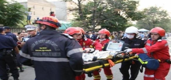 26 de persoane au fost rănite în accident