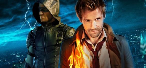 Arrow e Constantine: 4ª ep repleto de novidades